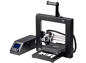 Monoprice affordable 3d printers With Large Heated