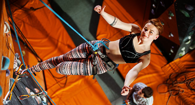 rock climbing indoor: How to Minimize Risks