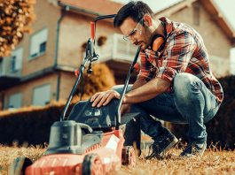 how to clean a lawn mower: How to Clean an Electric Lawn Mower?