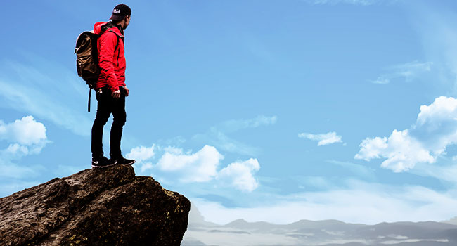 hiking outfit: Get Dressed in Layers