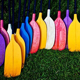 kayaking accessories: