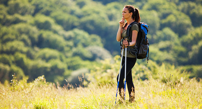 hiking outfit: Thinking about the Conditions on Your Hike