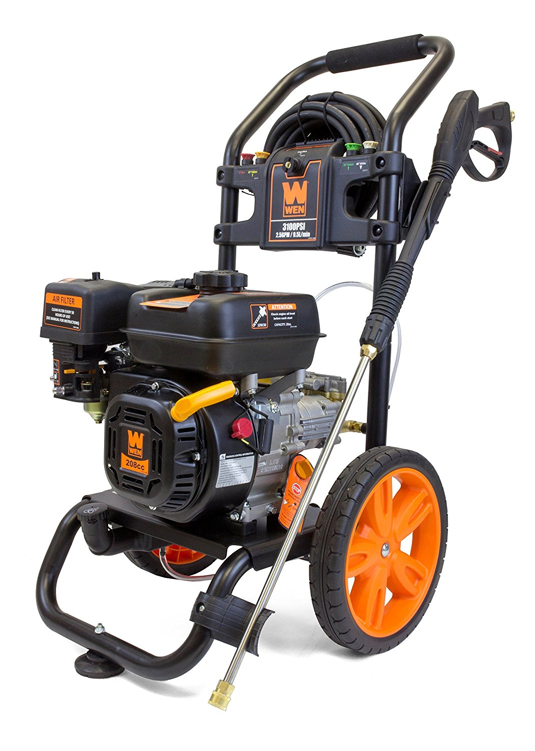 best gas power washer: This option can save you money!