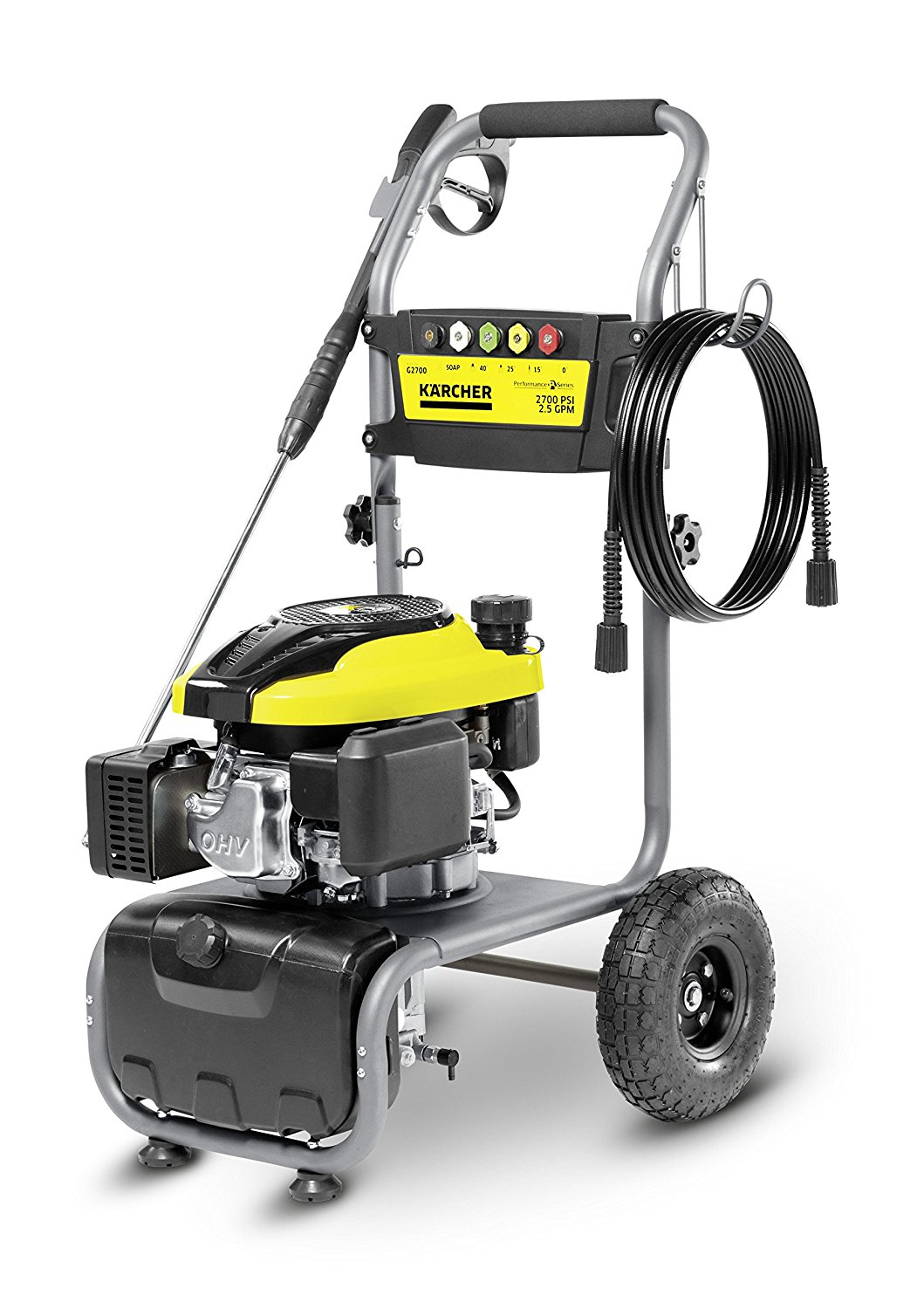best gas power washer: Our best compact choice for you to try