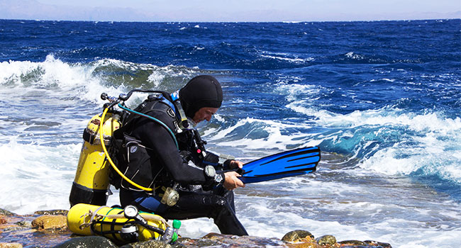 scuba diving gear: Scuba Diving Kit Failure: What To Do