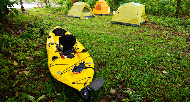 kayaking accessories: Accessories for Kayak Camping