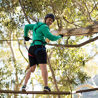 zipline accessories for backyard: