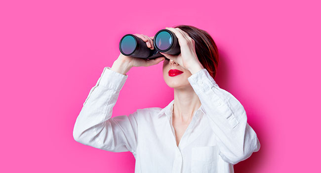 Gadgets & Gizmos: Advanced binoculars are great for looking at anything