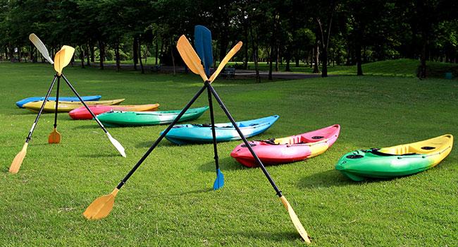 kayaking accessories: Basic Equipment for kayaking