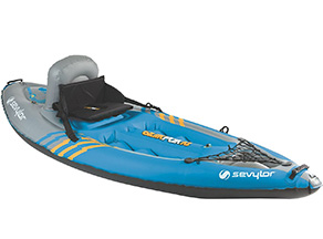 best sevylor fishing kayak