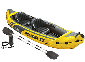 Superbly designed kayak