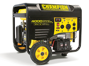 best champion portable generators