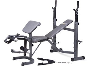 Olympic-level Home Bench