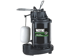 best sump pump reviews: Our Runner Upchoice will never let you down