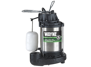 best basement sump pump system