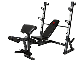 best weight bench review: A feature-rich choice for advanced users