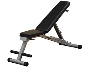 best weight bench review: A basic home gym for beginners to get started