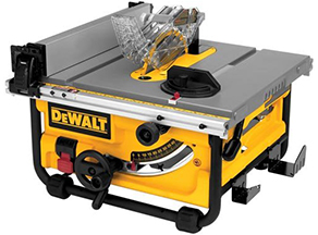 best portable table saw reviews: Although the most expensive of all our picks so far, it makes up for this in its performance