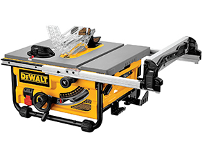best portable table saw reviews: The perfect little portable table saw to have at home