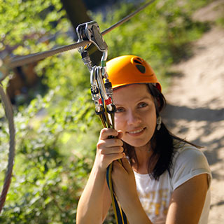zipline accessories for backyard: