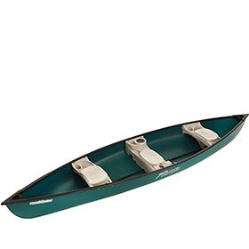 Sun Dolphin Mackinaw 15.6-Foot Canoe