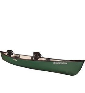 Old Town 146 Family Canoe