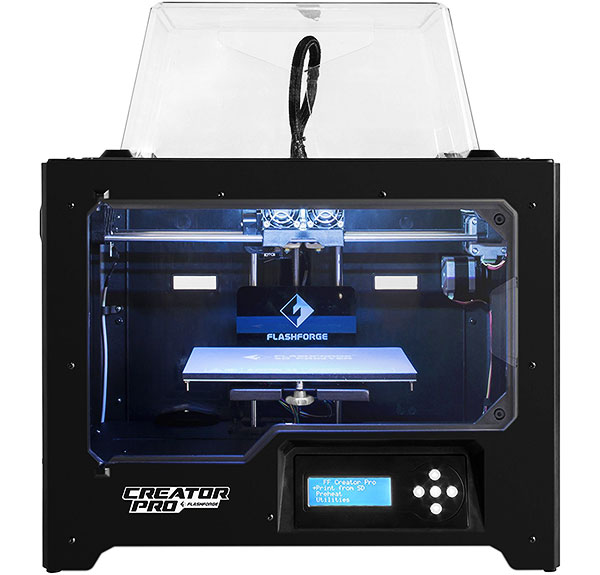 Heavy Duty & Hi-tech 3D Printer