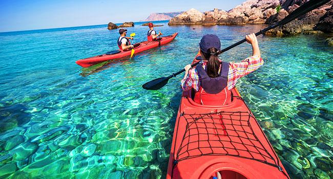 kayaking accessories: Clothing and Footwear for Kayaking