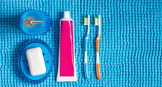 toiletries for travel: Basic and Essential Items
