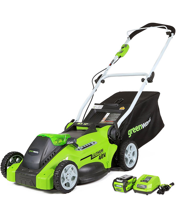 Real Workhorse of a Mower
