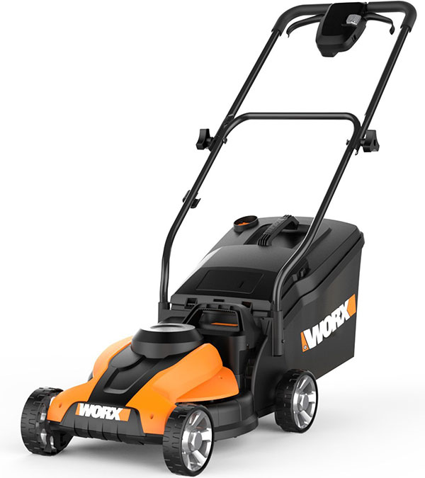 Lightweight & Compact Mower