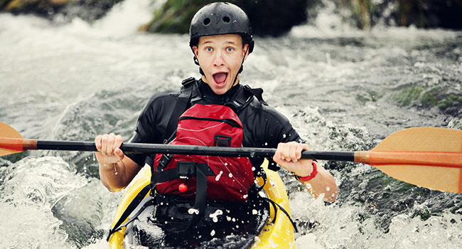 kayaking accessories: Emergency Items