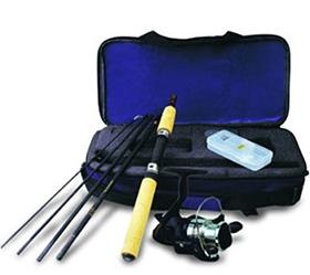 Okuma VS-605-20 Voyager Travel Kit