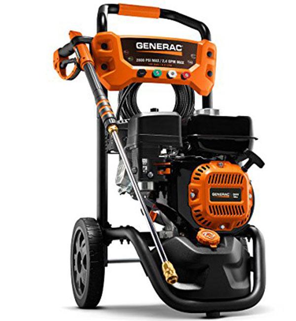 Generac 6922 Gas Pressure Washer