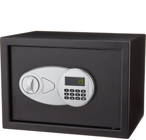 AmazonBasics 25EI Security Safe