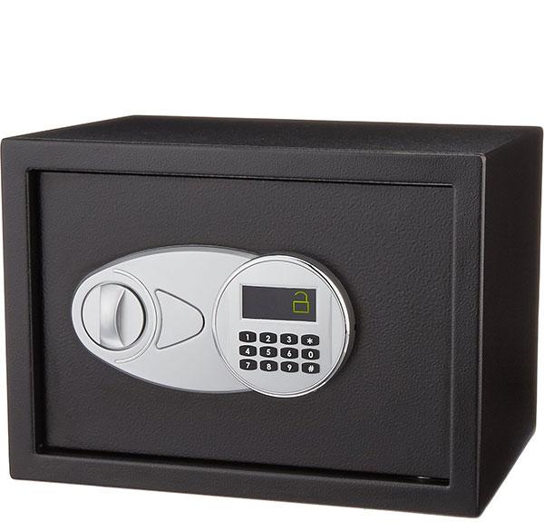 AmazonBasics 25EI Security Safe