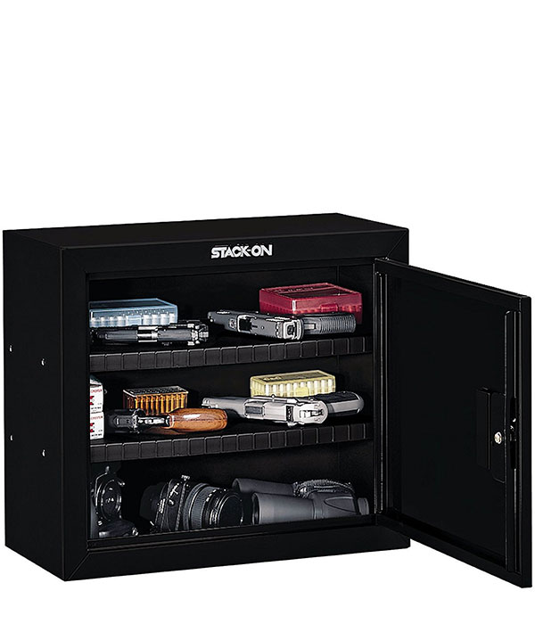 Stack-On GCB-900 Steel-Pistol/Ammo Cabinet