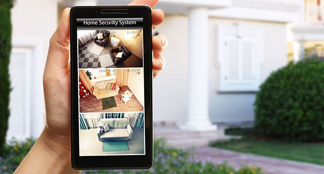 Gadgets & Gizmos: An indoor security system protects the safety of your family and valuables