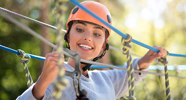 zipline accessories for backyard: Installation of Your Backyard Zip Line