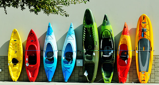 kayaking accessories: Kayak Design and Building