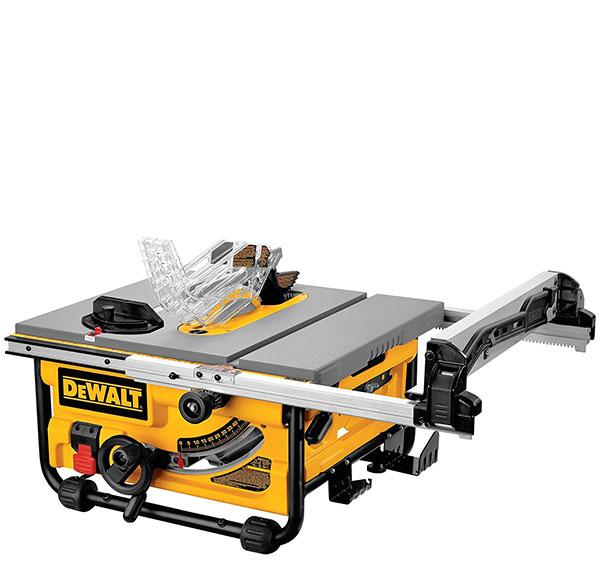 DEWALT DW745 Compact Table Saw