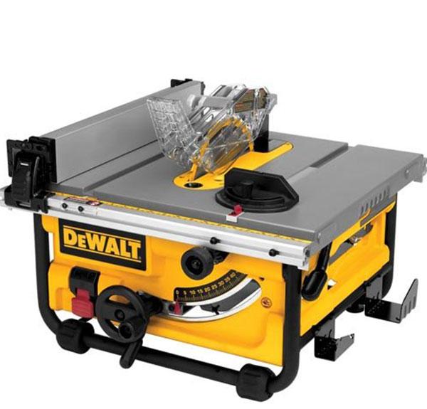 DEWALT DWE7480 Compact Table Saw