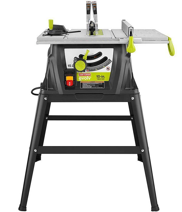 Hassle-free Table Saw