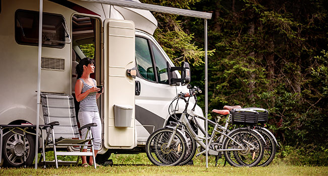 must have travel items: RV Road Travel