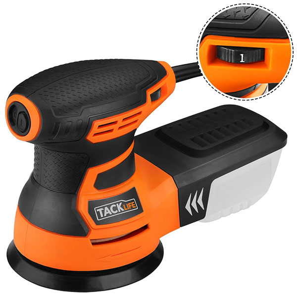 TACKLIFE PRS01A Random Orbit Sander