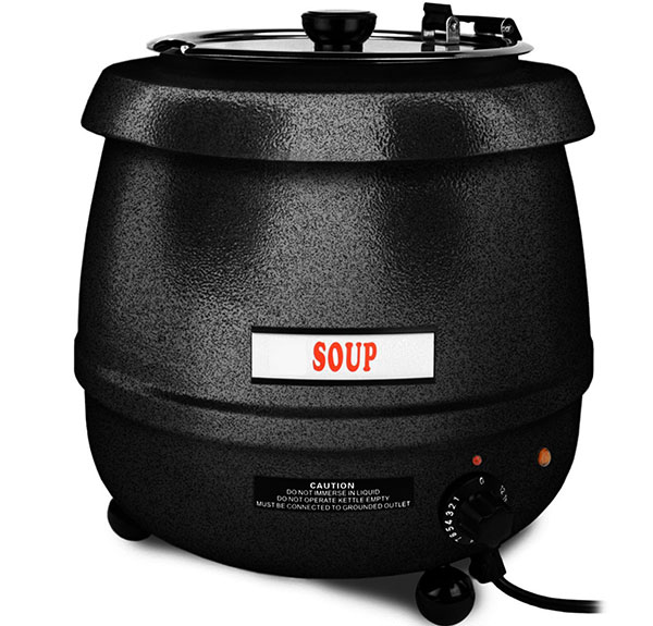 Excellanté 10.50-Quart Soup Warmer