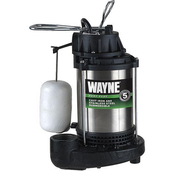 WAYNE CDU980E ¾ HP Sump Pump