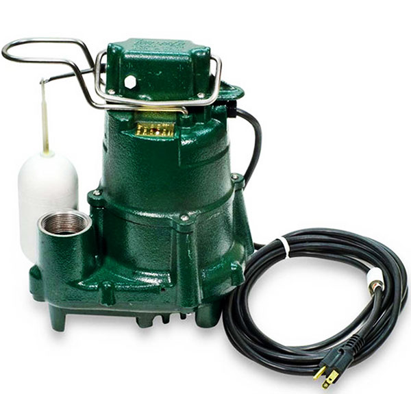 Sump Pump Made to Last