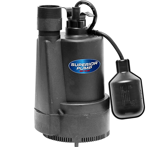 Best Sump Pump for Small Areas