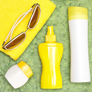 toiletries for travel:
